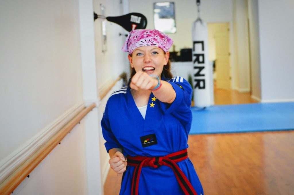 Katy Vardaman 1024x681, Basche's Martial Arts Wayne IN