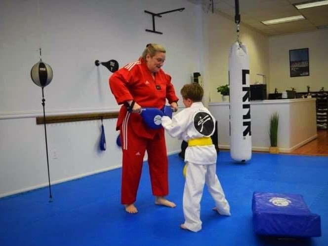Mary Miller, Basche's Martial Arts Wayne IN
