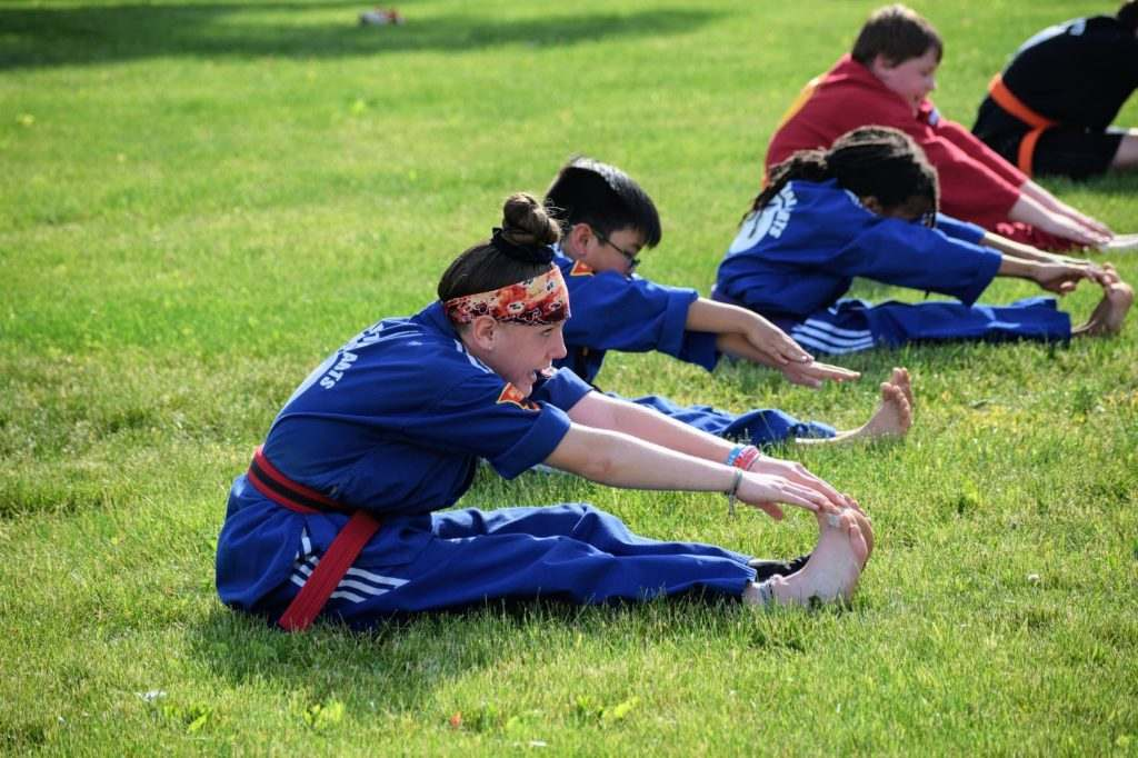 Program Picture Exercise 1024x682, Basche's Martial Arts Wayne IN